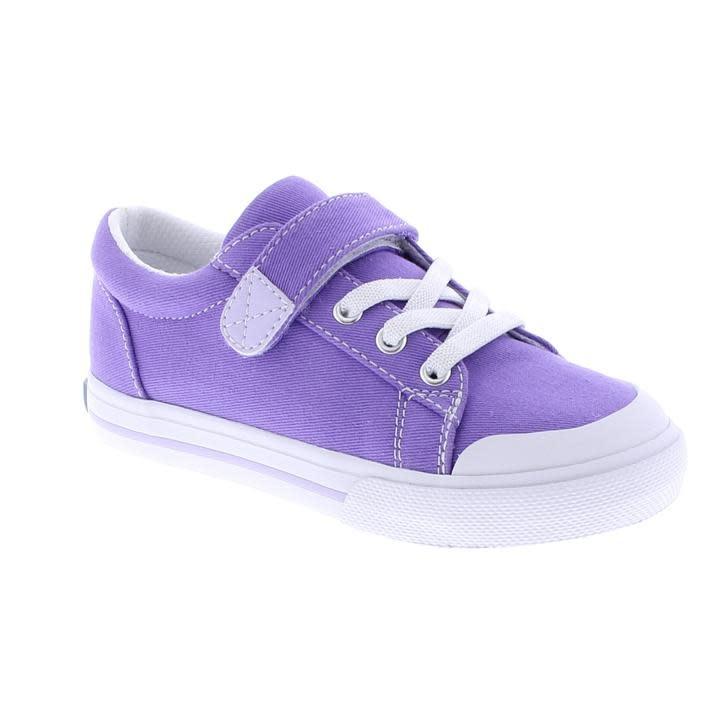 Footmates Purple Jordan Shoe
