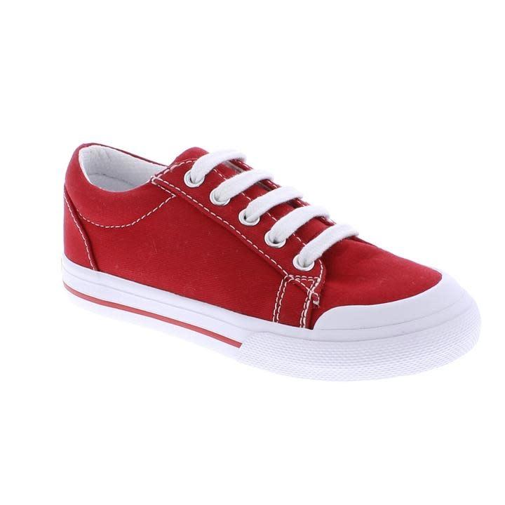 Footmates Red Taylor Shoe