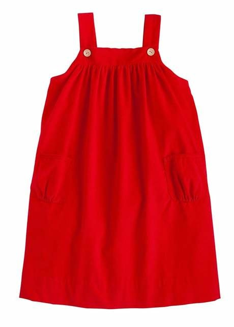 Little English Red Cord Saratoga Jumper