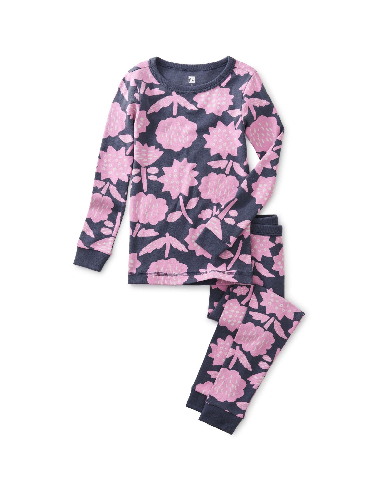 Tea Collection Awesome Blossoms Pajamas