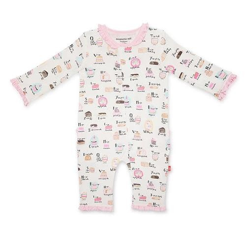 Magnificent Baby Cake My Day Coverall