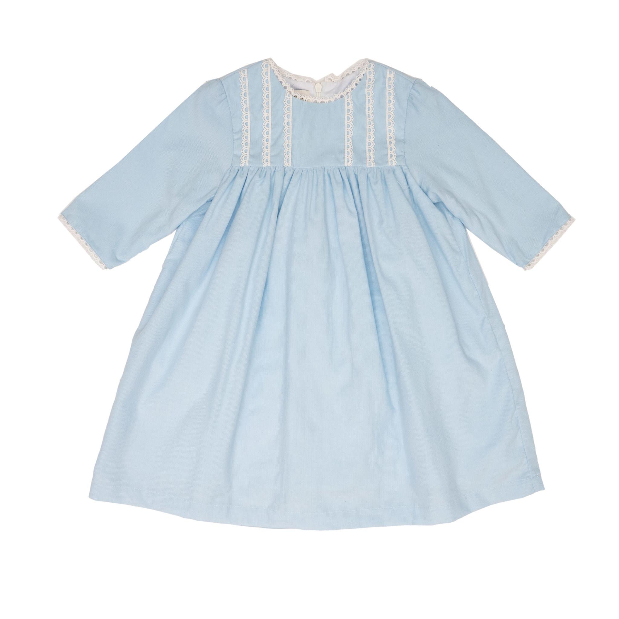 The Oaks Apparel Amanda Blue Dress