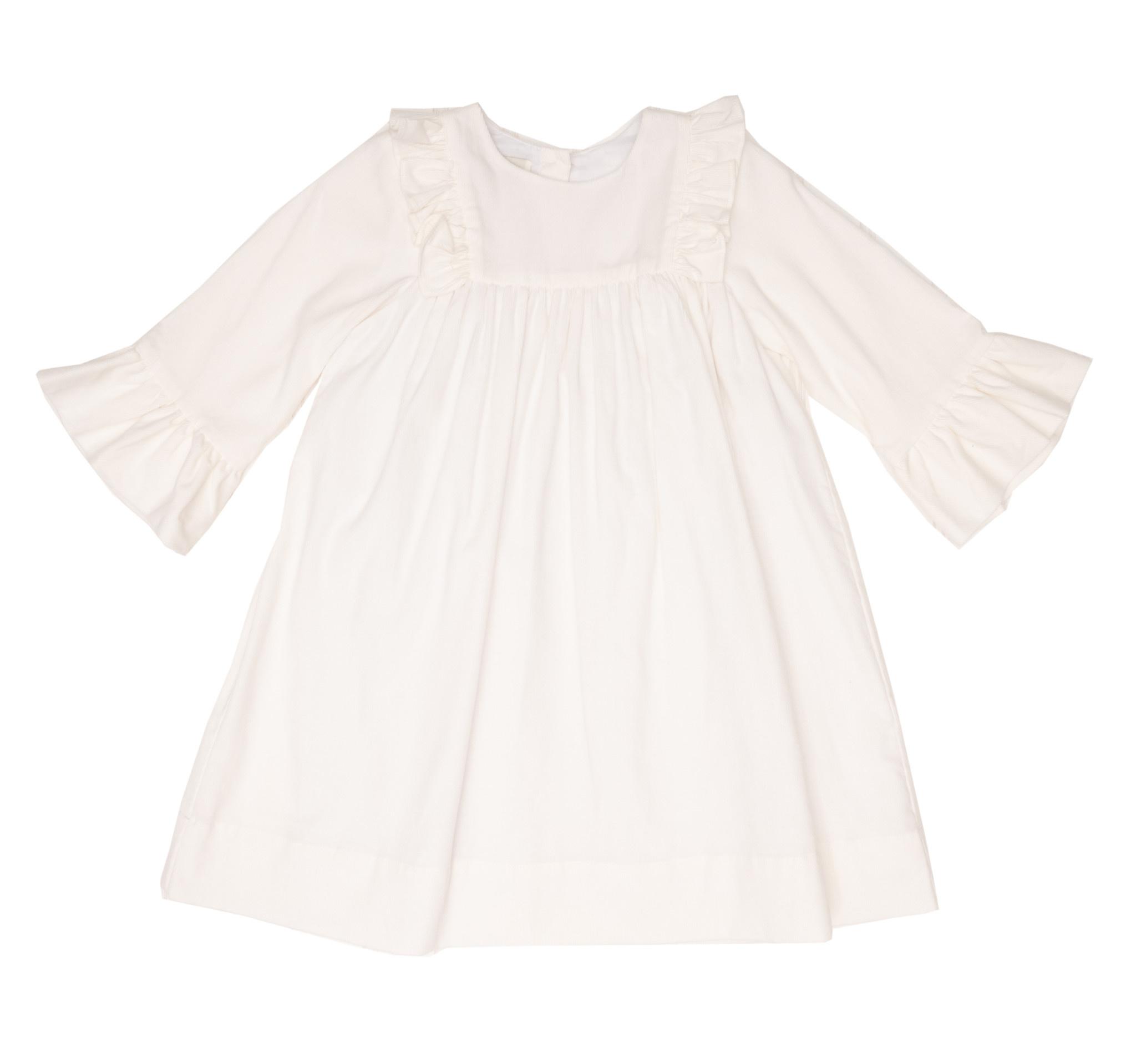 The Oaks Apparel Millie Winter White Dress