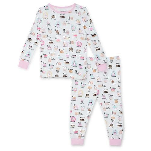 Magnificent Baby Cake My Day PJs