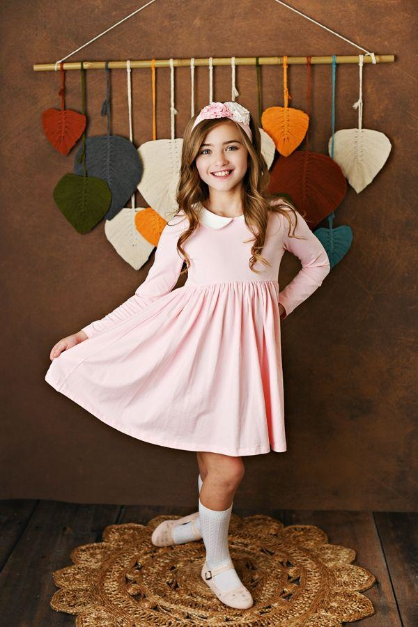 Swoon Baby Clothing Peter Pan Dress