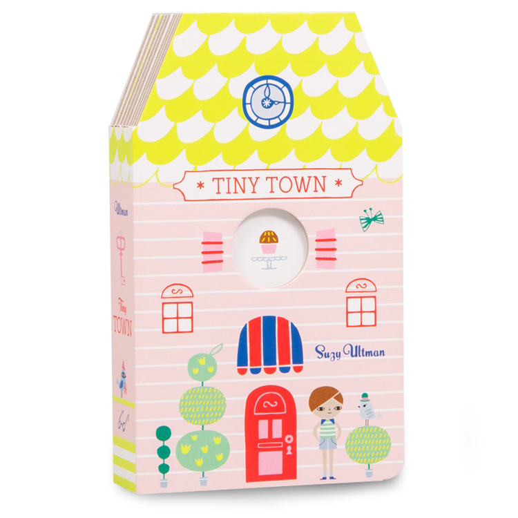 hachette book group Tiny Town Book