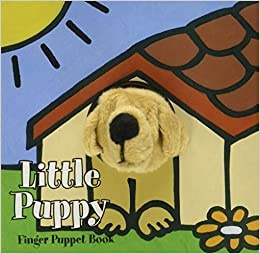 hachette book group Finger Puppet Book