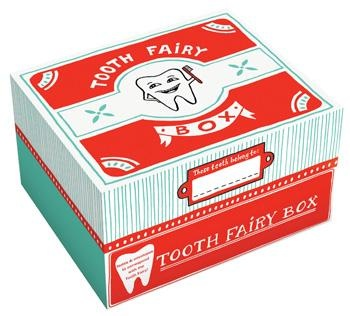 hachette book group Tooth Fairy Box