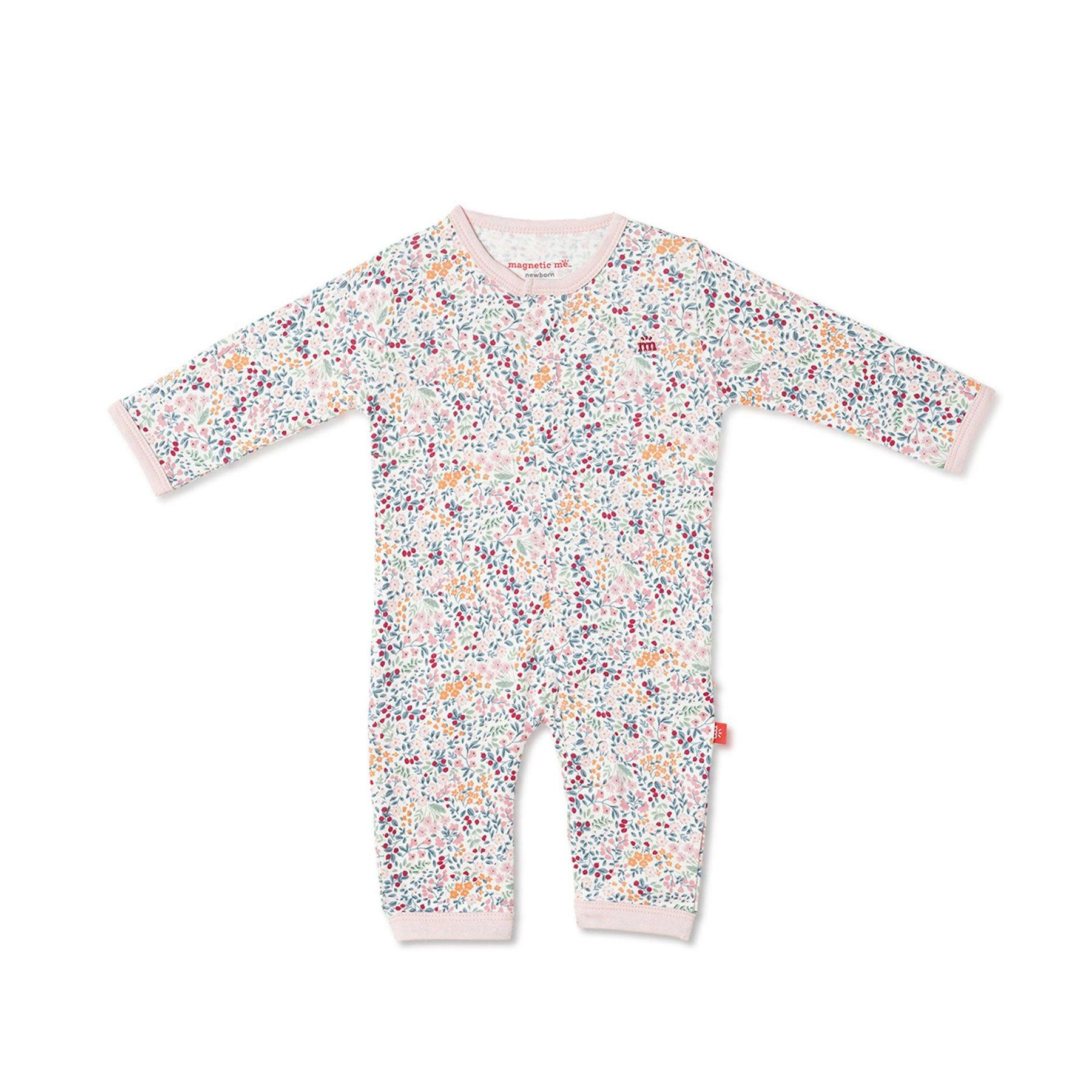 Magnificent Baby Sheffield Organic Coverall