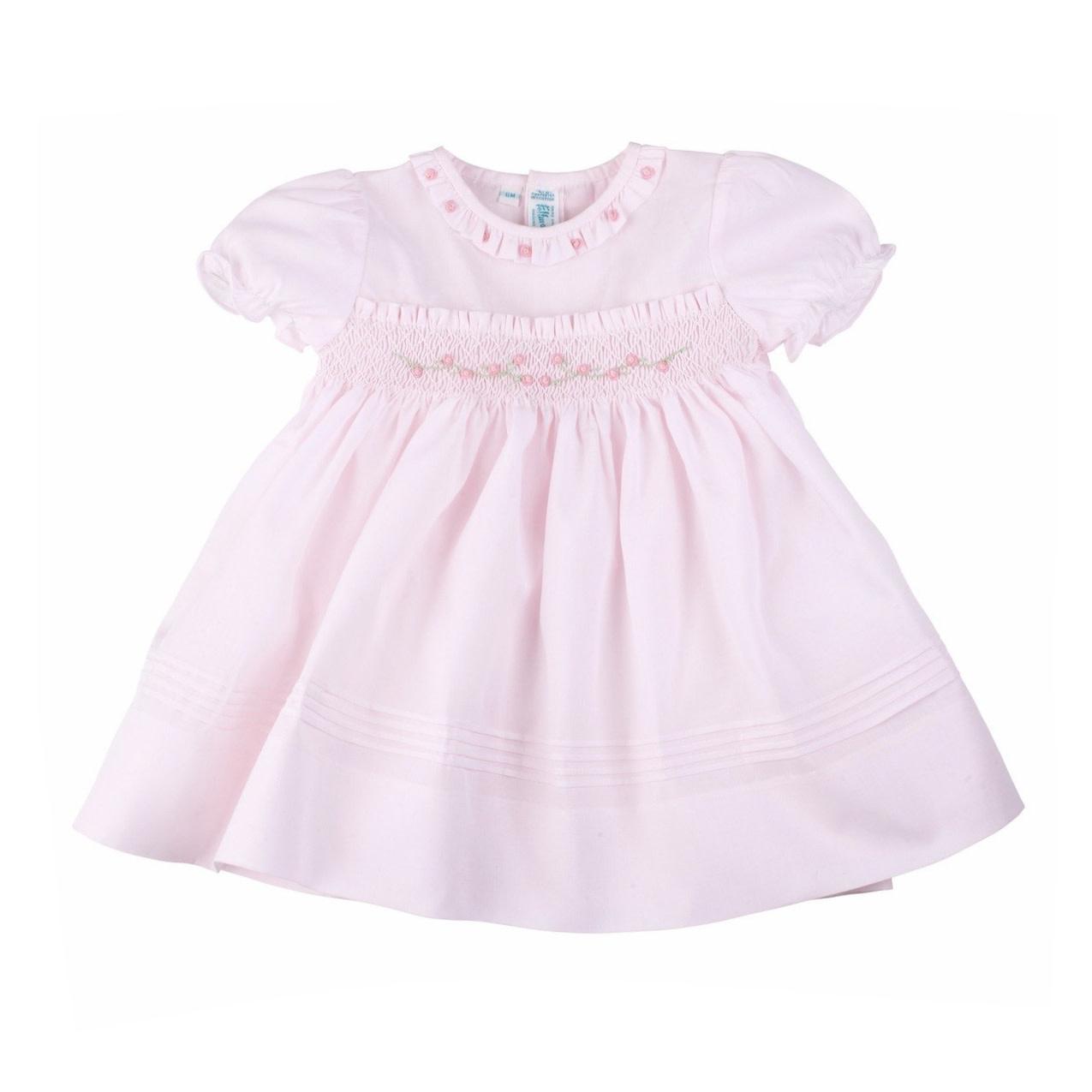 Feltman Brothers Pink Rose Garden Collection Dress