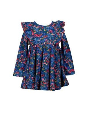 the proper peony Winterberry Twirl Dress