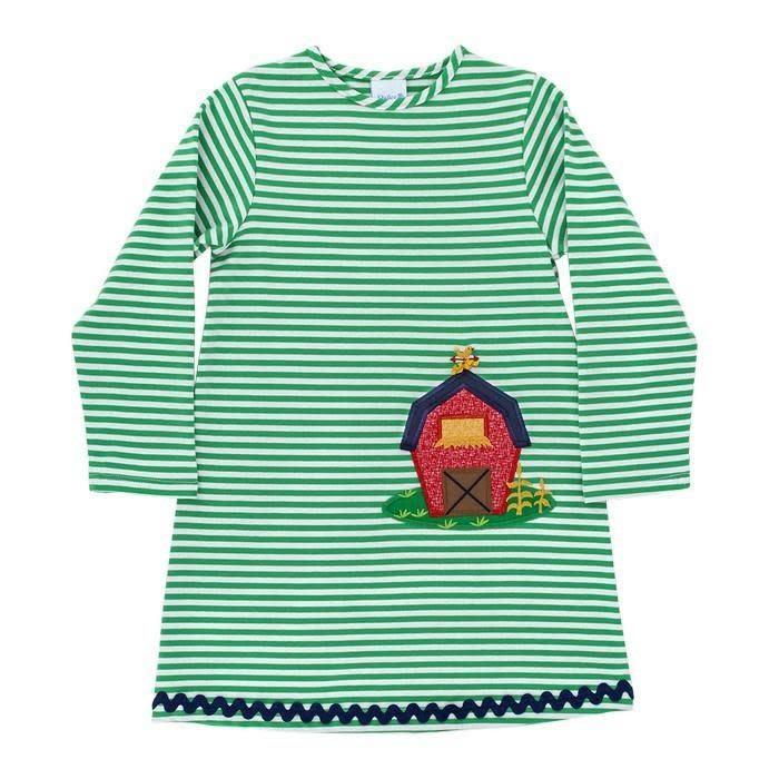 Bailey Boys Barnyard Knit Dress