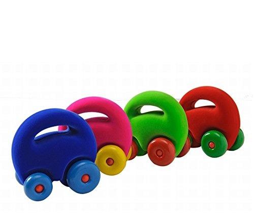 rubbabu Grab 'Em Mascot Cars