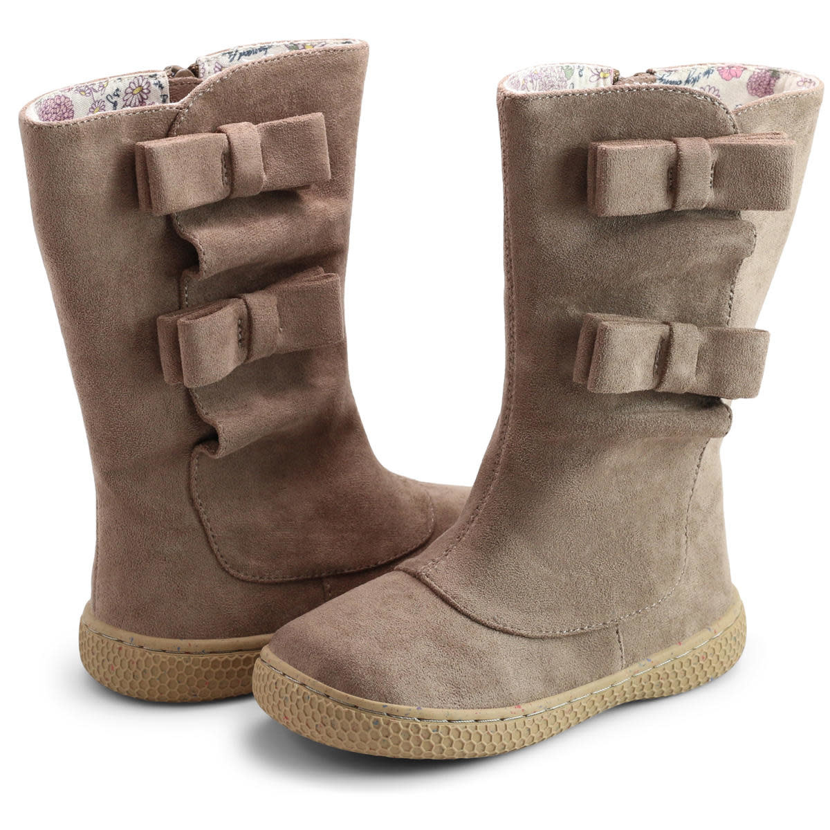 Livie and Luca Taupe Neve Boot