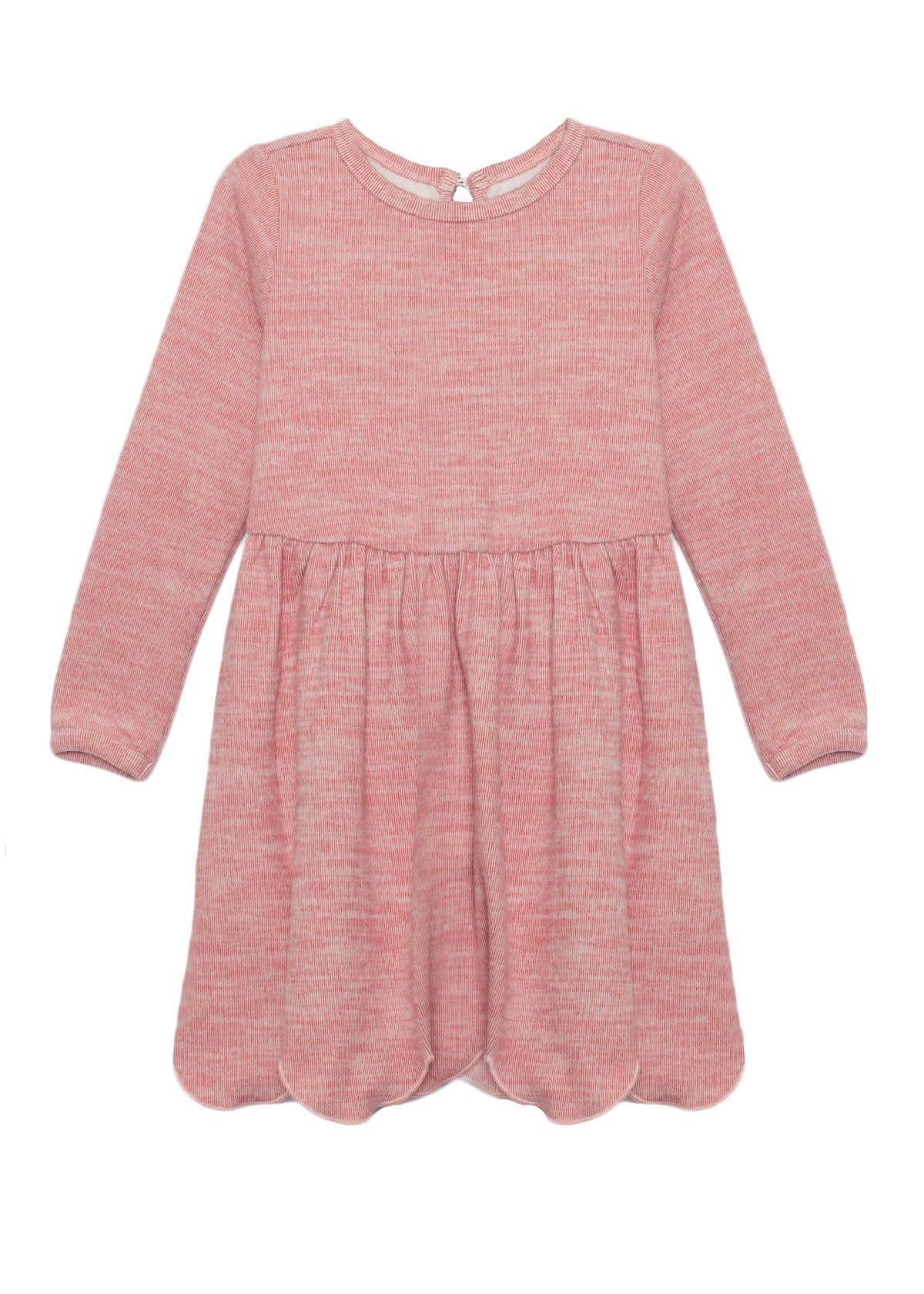 Mabel and Honey Peppermint Brittle Knit Dress