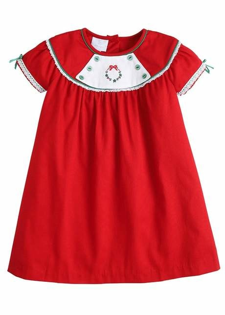 Little English Libba Tab Dress