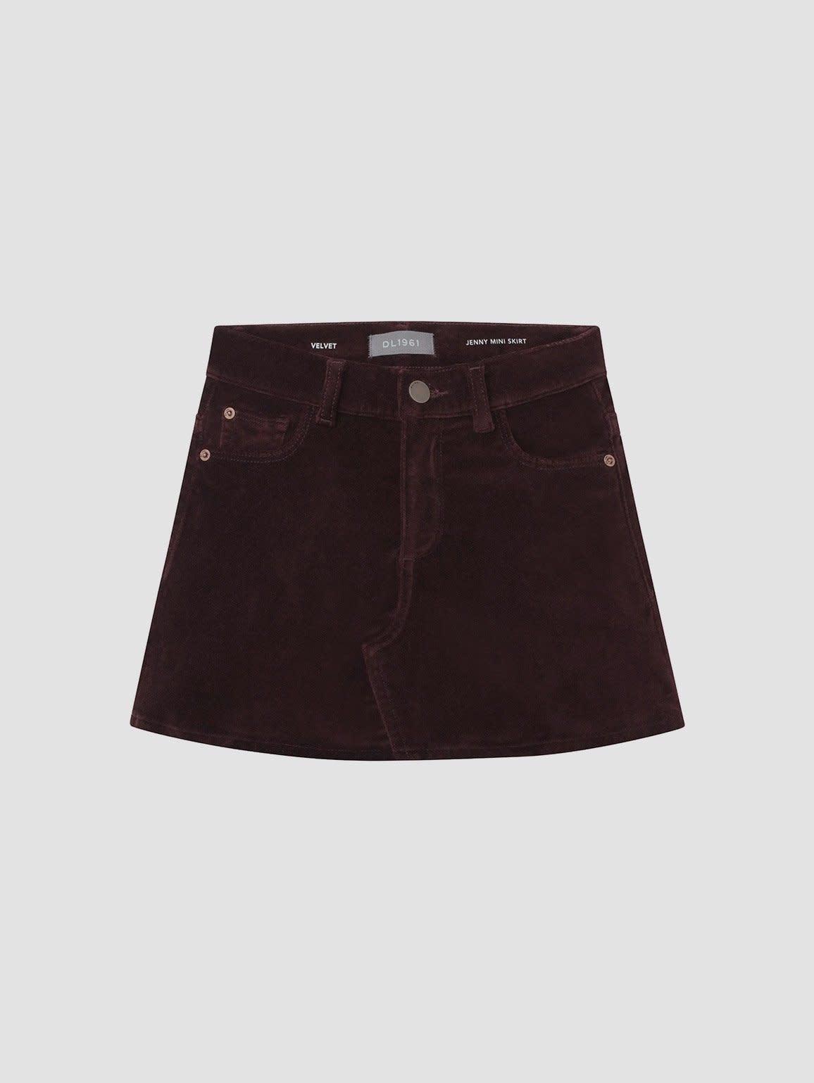 DL1961 Mulberry Jenny Skirt