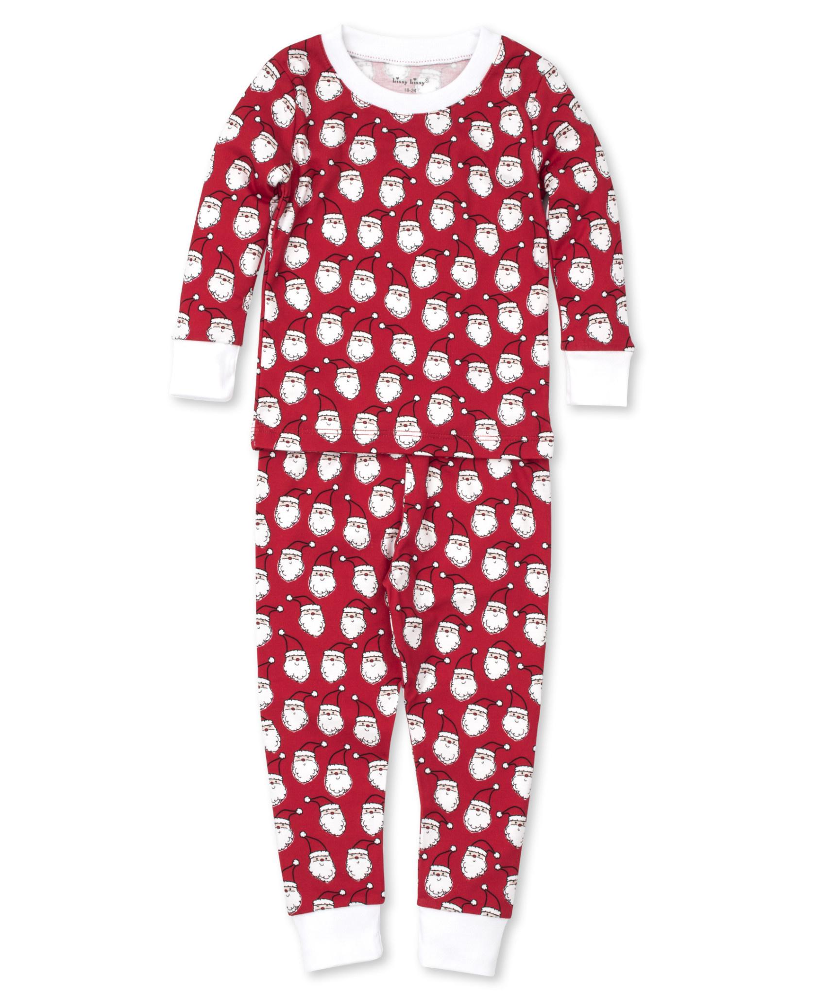Kissy Kissy Ho Ho Ho Toddler Pajama
