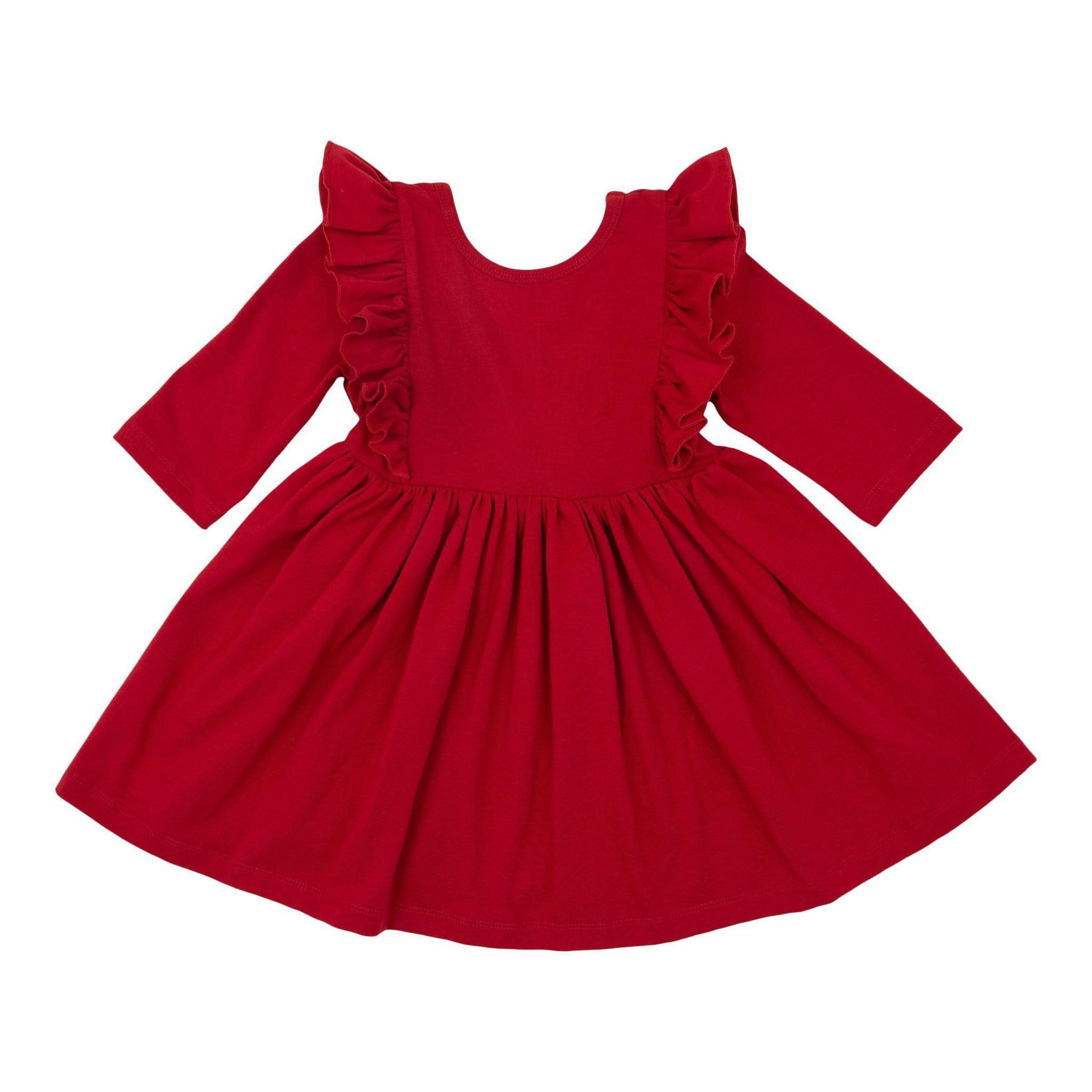 Mila & Rose Ruffle Twirl Dress
