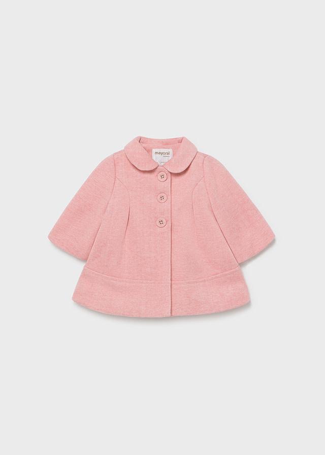 Mayoral Pink Formal Coat