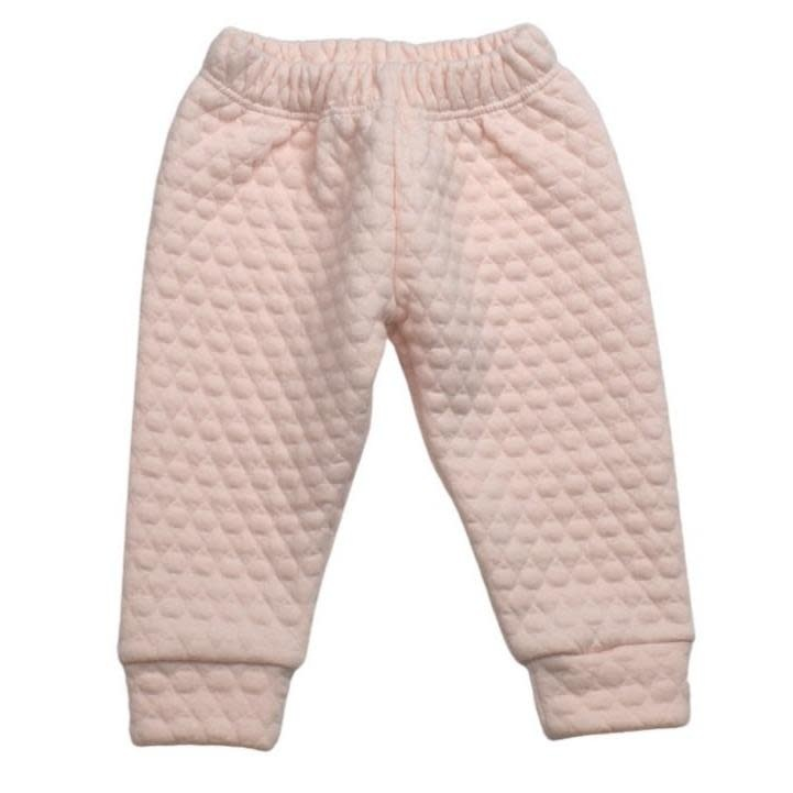 Lullaby Set Quilted Pink Beloved Pant