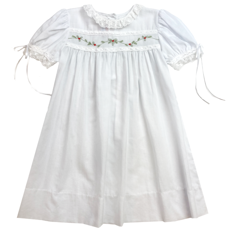 Lullaby Set Tiny Town Heirloom Dress