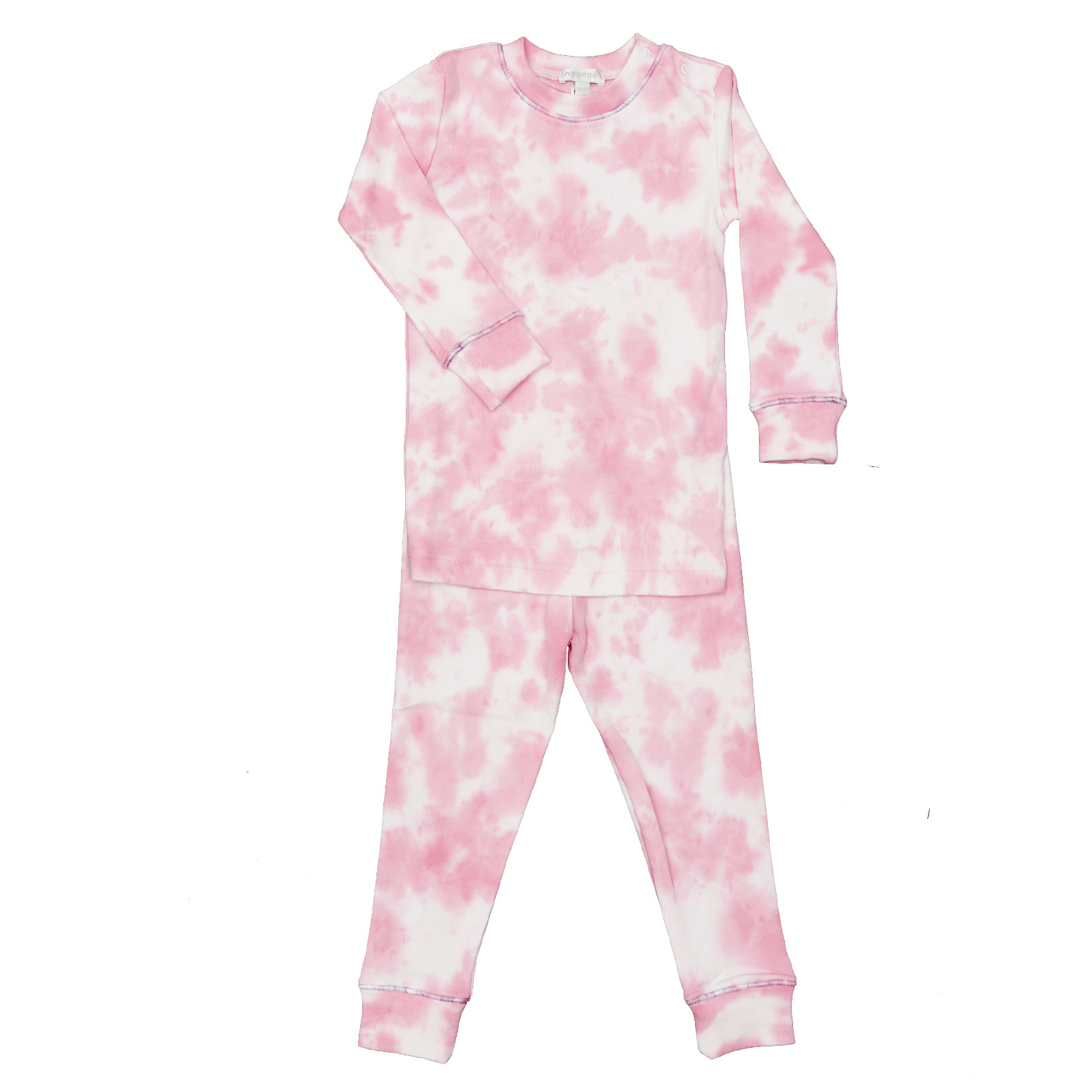 Noomie Pink Tie Dye PJ