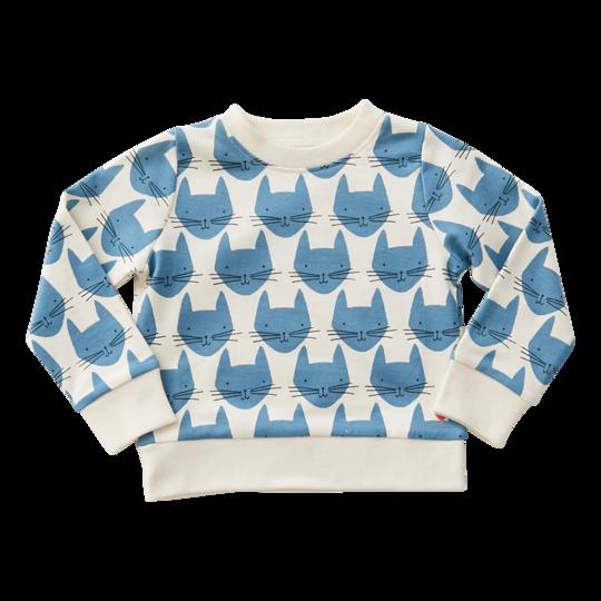 Pink Chicken Niagara Cats Sweatshirt