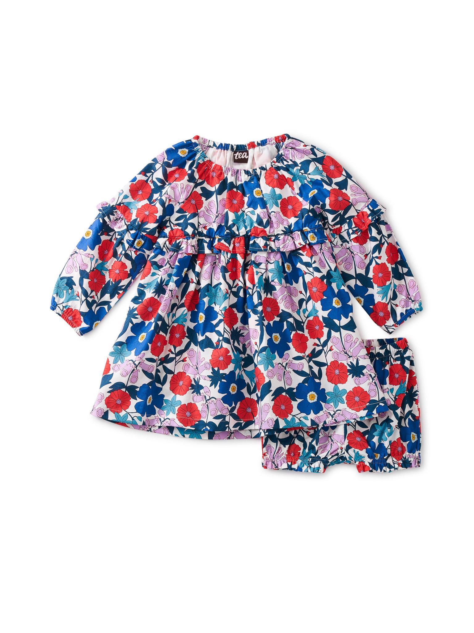 Tea Collection Petal Play Sweetest Ruffle Dress