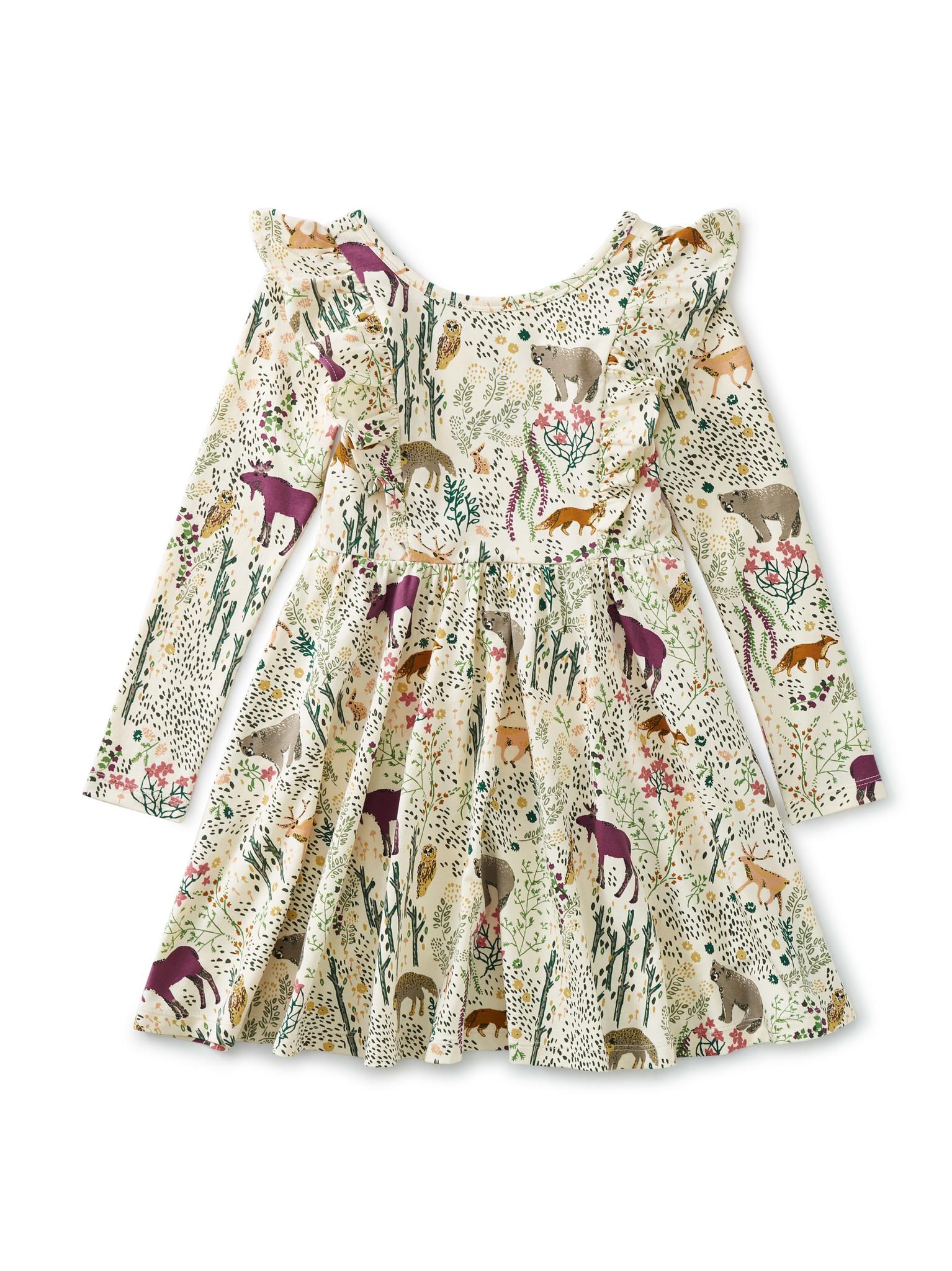 Tea Collection Swedish Ruffle Ballet Dress