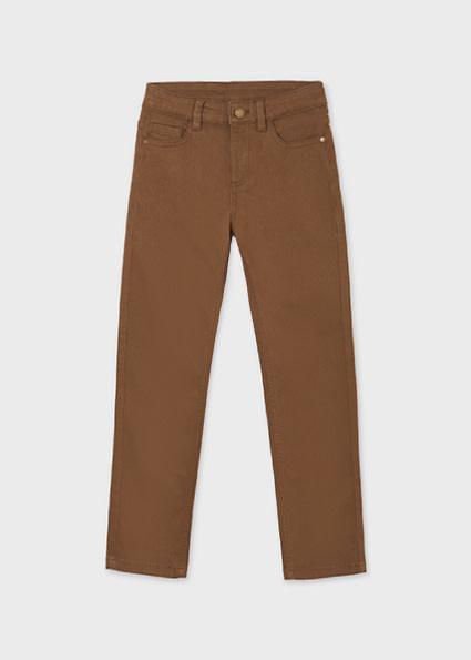 Mayoral Brown 5 Pocket Pants