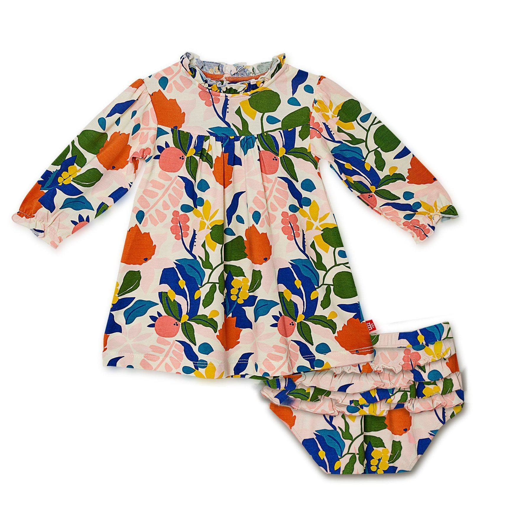 Magnificent Baby Rayleigh Modal Dress Set