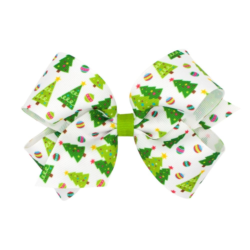 Wee Ones King Christmas Bow