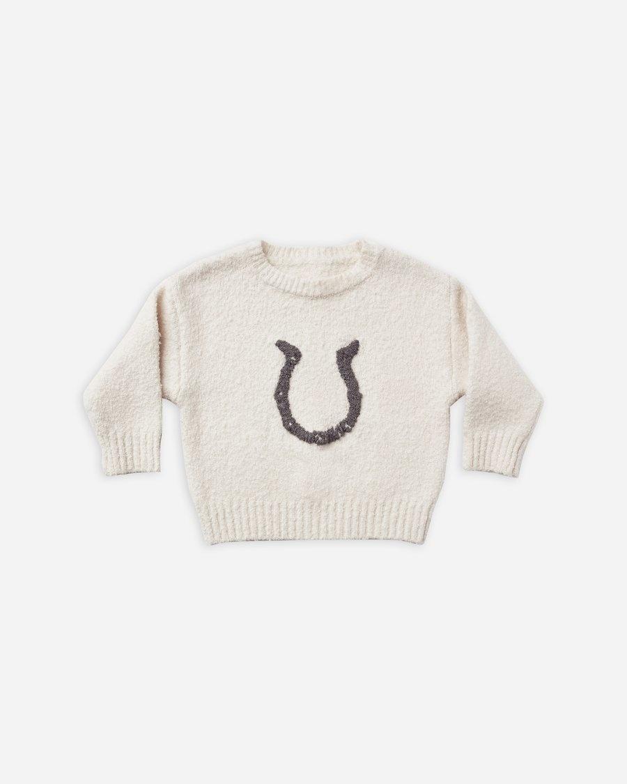 Rylee & Cru Horseshoe Cassidy Sweater