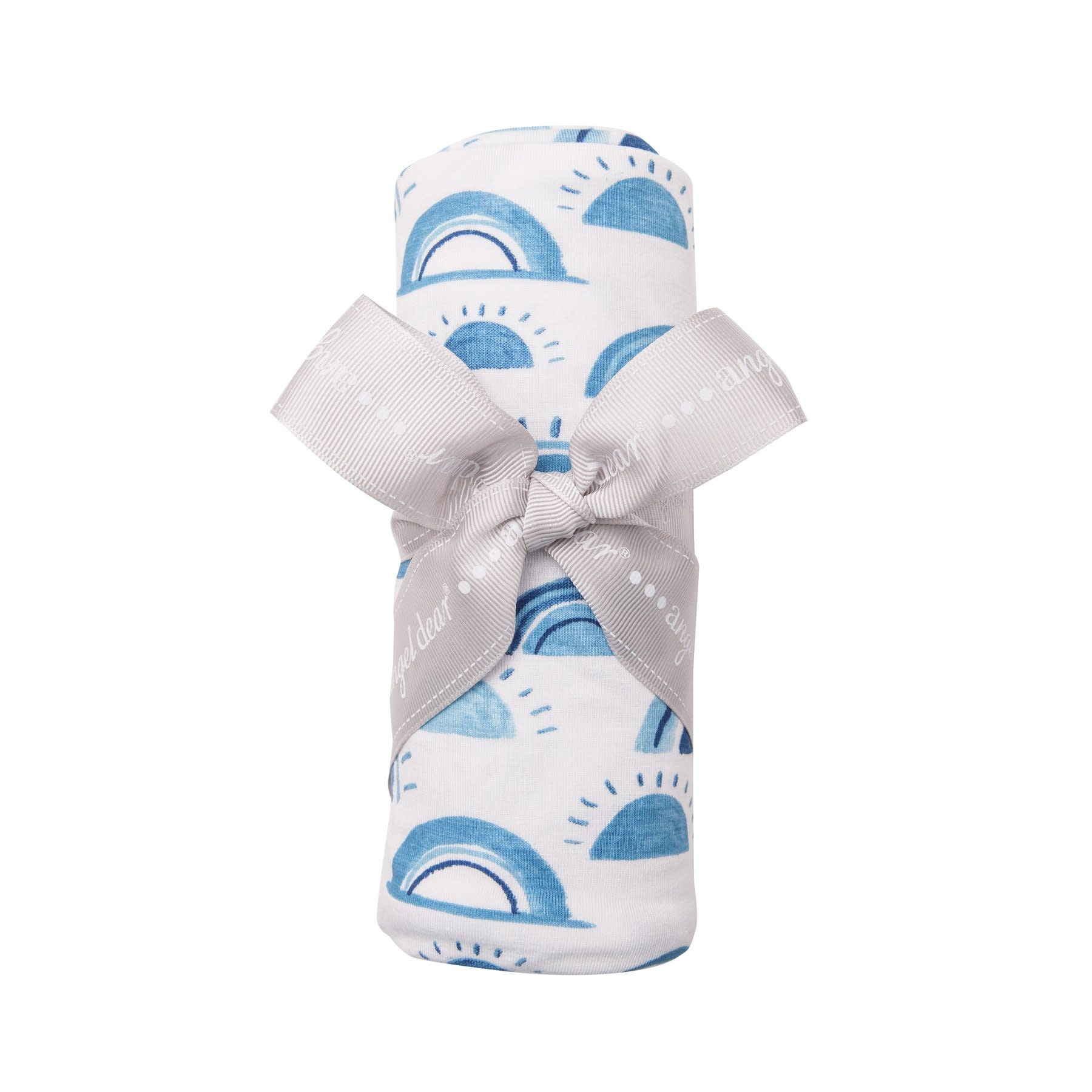 Angel Dear Rise and Shine Swaddle Blanket