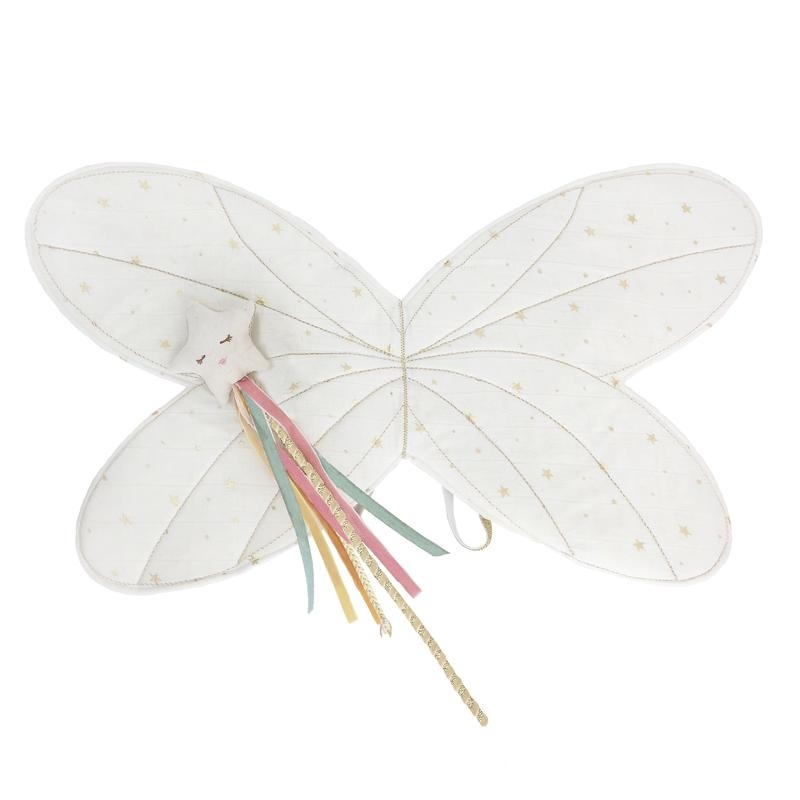 Mon Ami Fairy Wings Dress Up Set