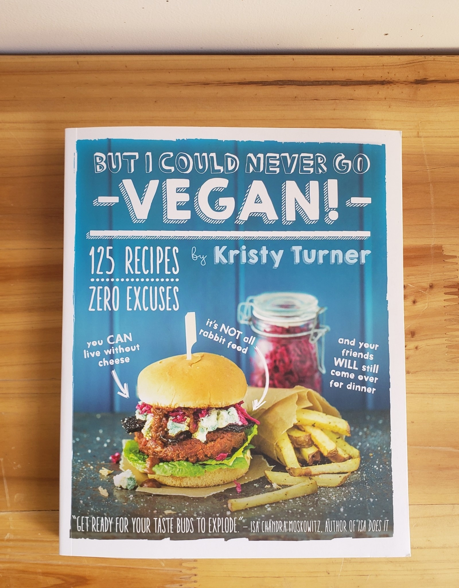 Go Vegan Book