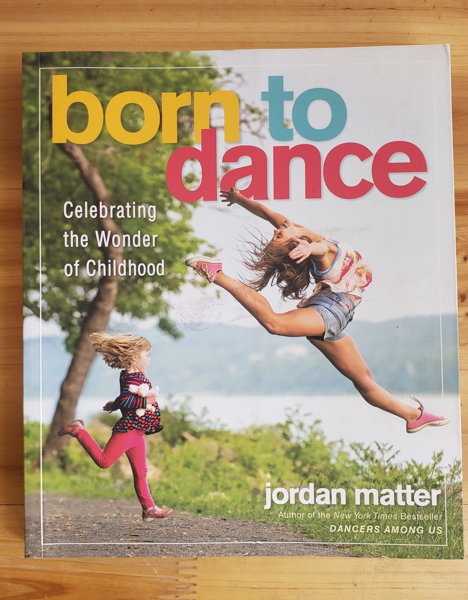 Born To Dance Book
