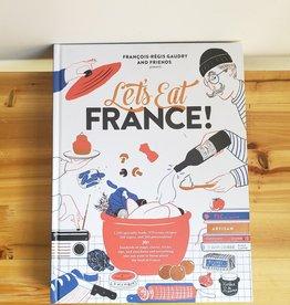 Let's Eat France Book