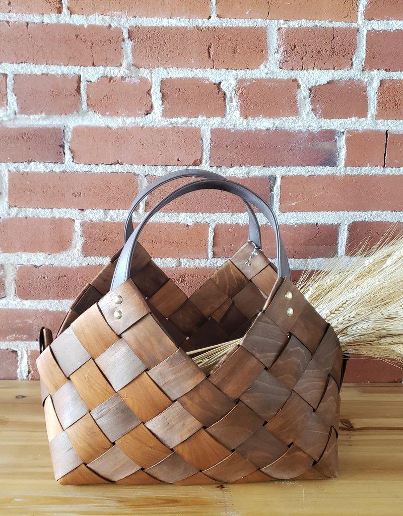Seagrass Picnic Basket, Med