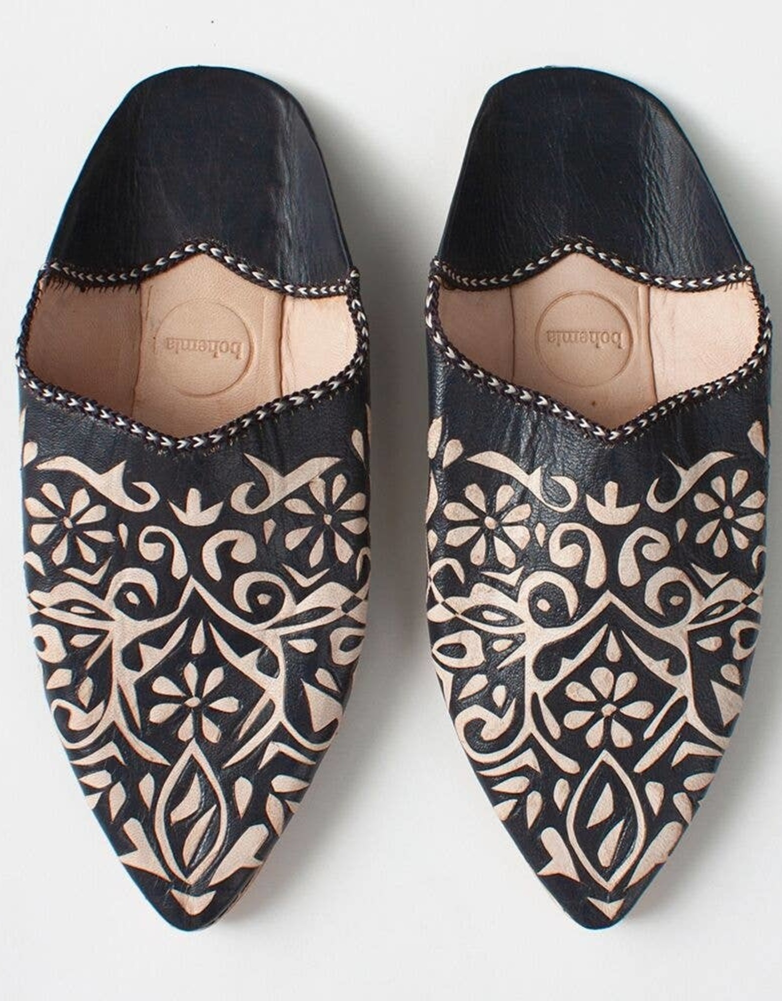 Moroccan Babouche Slippers