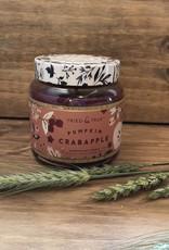 Pumpkin Crabapple Jar Candle
