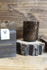 Woodfire Mercury Luxe Candle