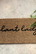 Plant Lady Mat