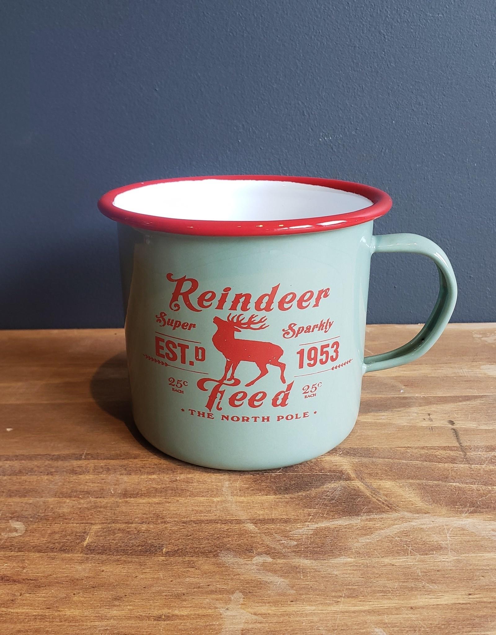 enamled reindeer