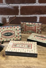 match boxes holiday