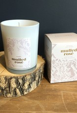 Mulled Rose Candle