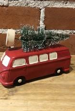 Tree Hauler Figurine