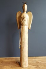 hand carved Angel
