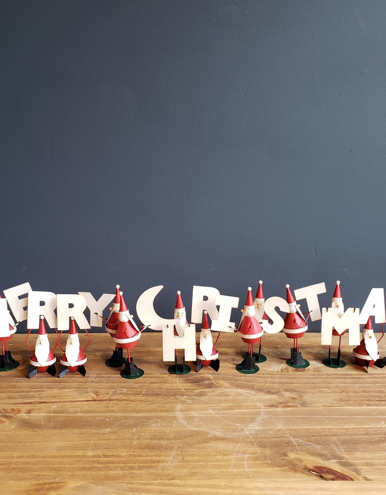 Merry Santa Set
